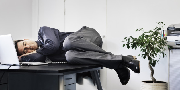 how to go to work with no sleep