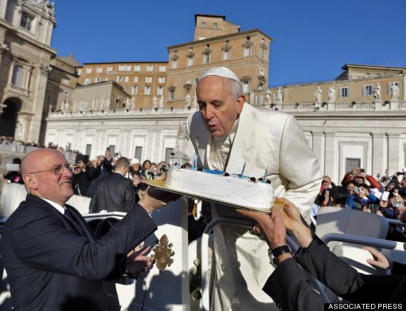 pope francis birthday