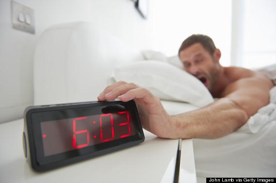 early alarm clock