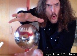What? Weird Al Can Do Magic, Too?