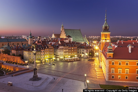 10 European Cities With Cheap Five