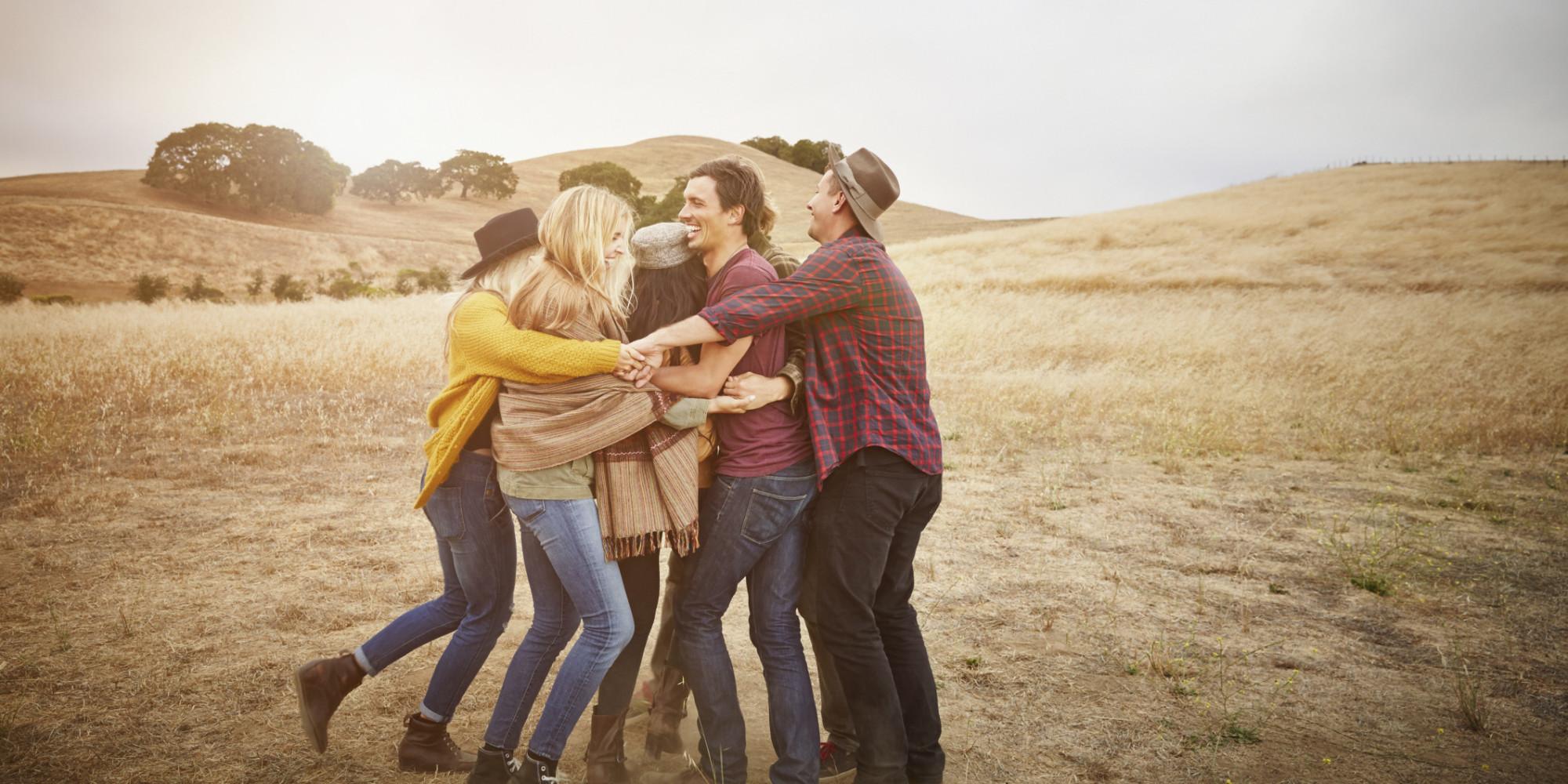 the psychology of a hug generation next
