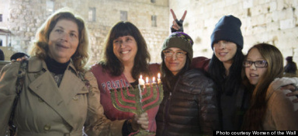 Sarah Silverman Stops By Western Wall To Stand With Jewish Feminists