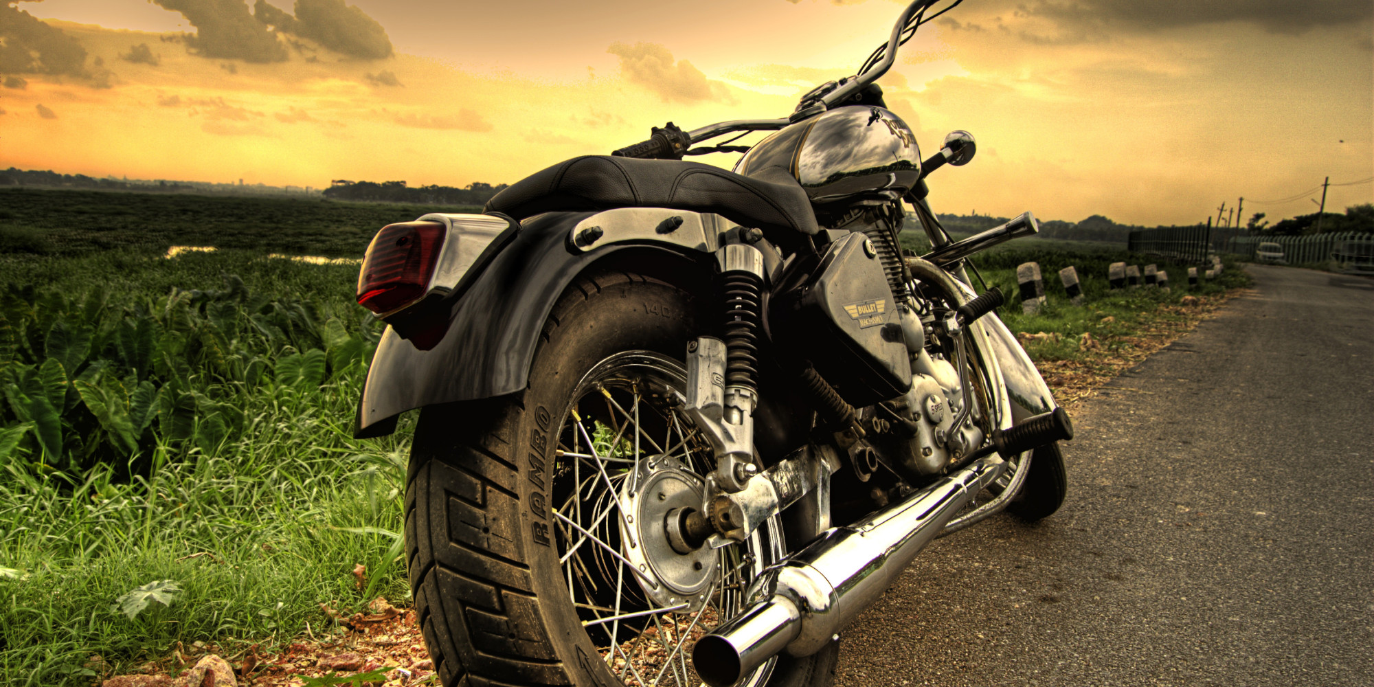 why the royal enfield bullet isn t the best touring bike