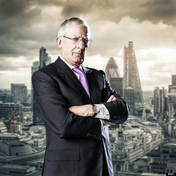 nick hewer the apprentice