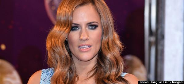 Caroline 'Emotional' Ahead Of 'Strictly' Final