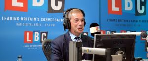 NIGEL FARAGE LBC