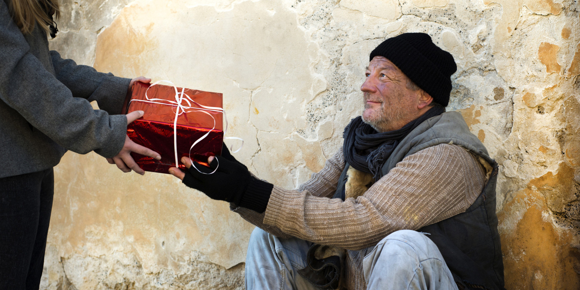 Helping Hands Of America >> Give to the Poor on Christmas - Your New Leader