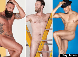 Stars Get Naked And Say Balls To Cancer