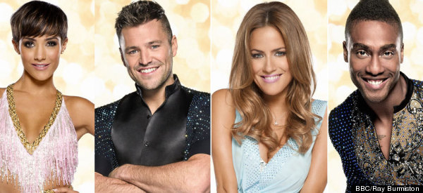 Who Should Win 'Strictly'? Cast Your Vote Here!
