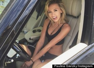 Paulina Gretzky's Best Moments Of 2014