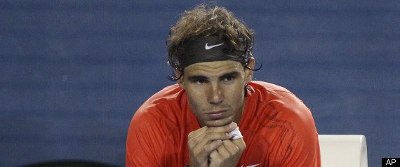 Rafael Nadal Injury Loses