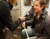 Watch A Woman Confront Manspreaders On The Subway