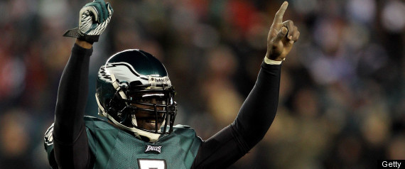 MICHAEL VICK FIRST ENDORSEMENT