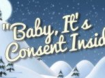 'Baby, It's Consent Inside' Is The Remix This Holiday Classic Needed