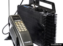 This Is What The First Mobile Phone In The UK Looked Like