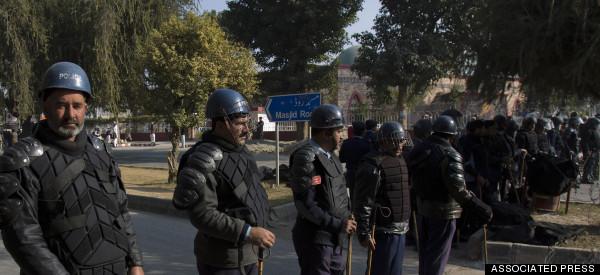 Pakistan Hangs Two Militants After Peshawar School Massacre