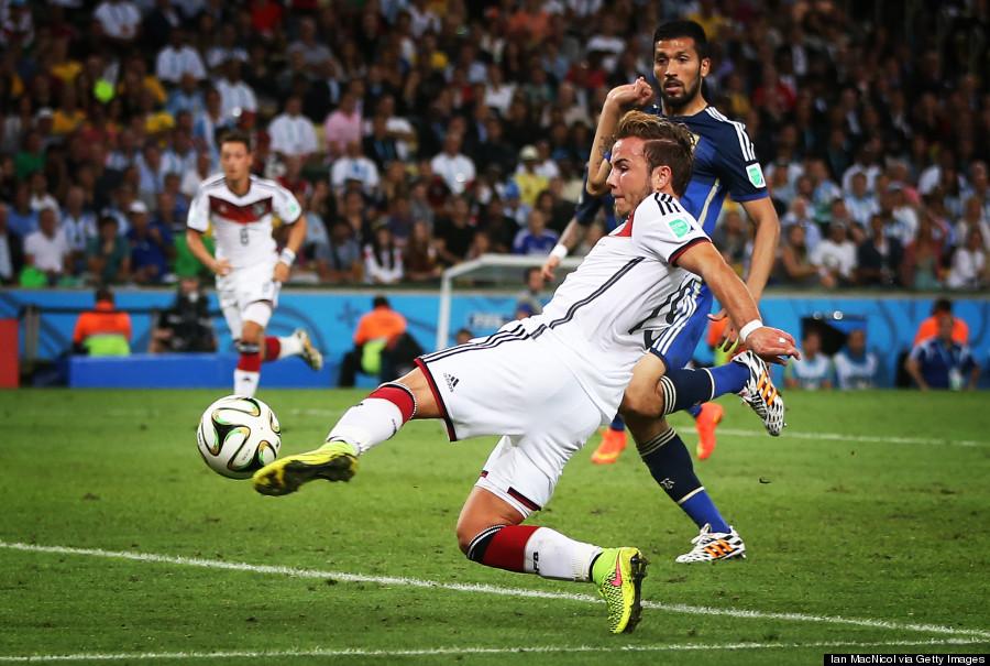 world cup final mario gotze