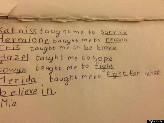 mia note