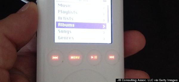 Henry Miller's iPod
