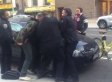 RAW VIDEO: NYPD Plainclothes Cop Appears To Punch Restrained Teen