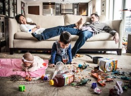 The Imperfect But Glorious Mess That Is Parenting