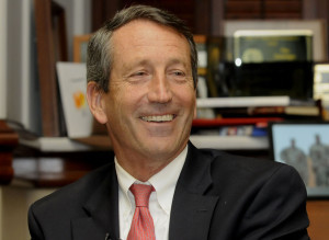 Mark Sanford South Carolina Governor