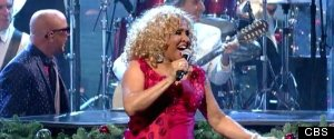 DARLENE LOVE DAVID LETTERMAN