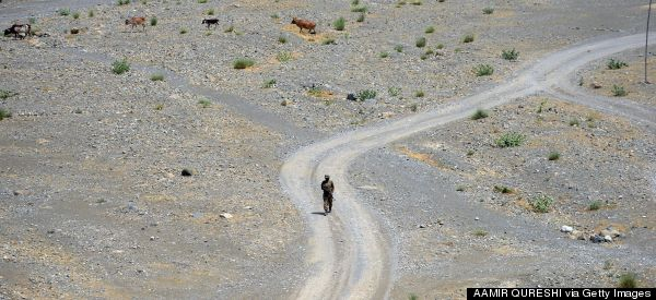 Officials: U.S. Drone Strike In Pakistan Kills 5 Taliban Militants