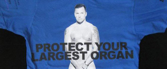 SEAN AVERY NUDE T SHIRT SKIN CANCER