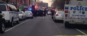 NYPD COPS SHOT