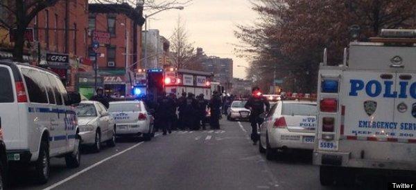 MATAN A 2 POLICÍAS EN NY, ESTO DIJO EL ASESINO