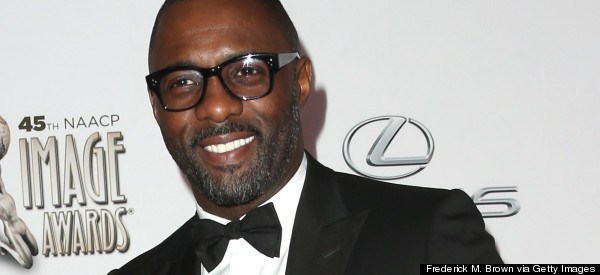 Sony Chief Wants Idris For 'Bond'