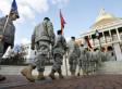 Republicans Split Over Plans To Cut Defense Budget