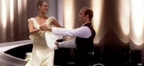 WATCH 'Strictly' Wasn't Caroline's First Time On The Ballroom Dance Floor...