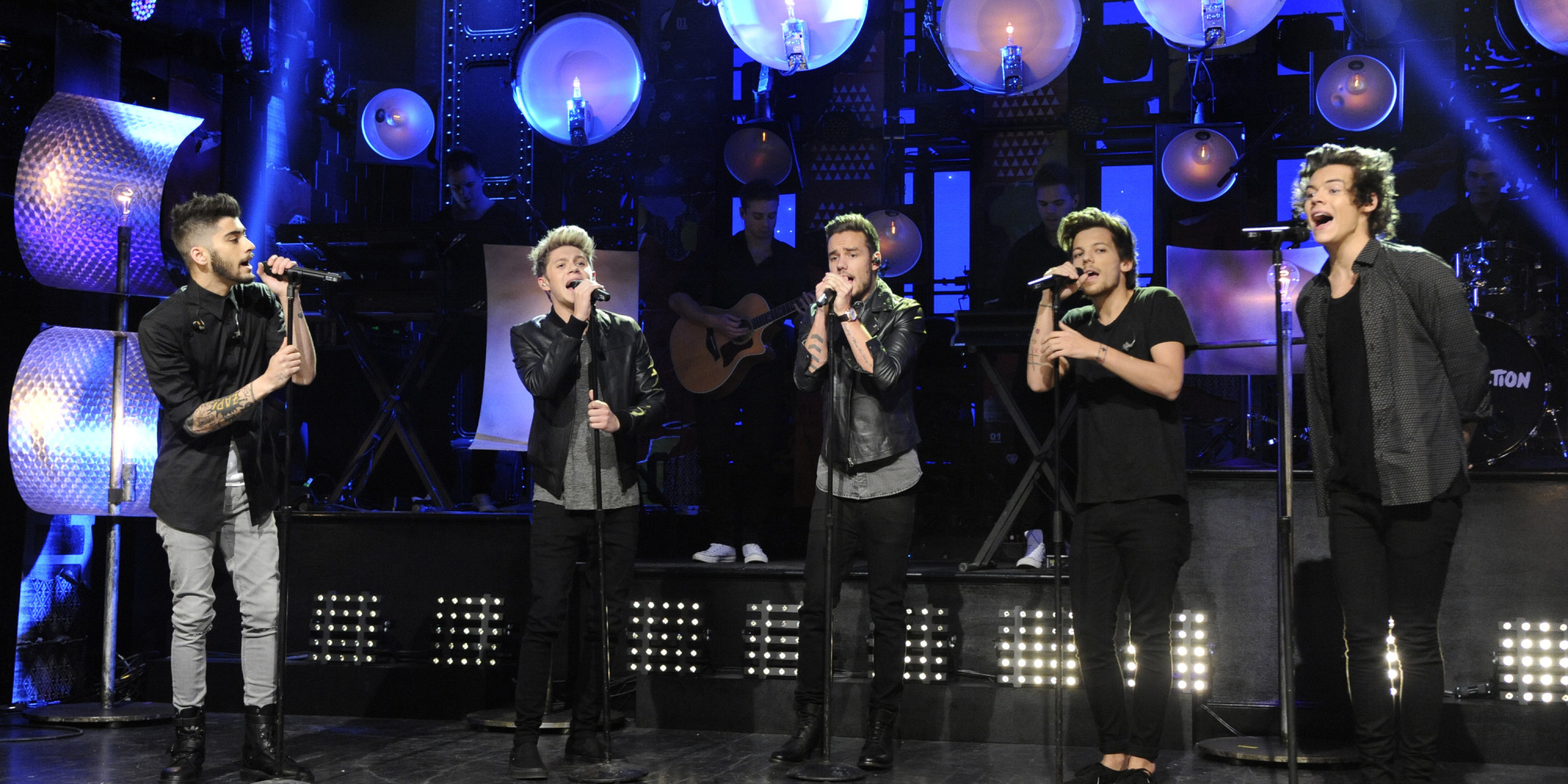 ... Direction Slows It Down For Their Third 'SNL' Appearance | HuffPost