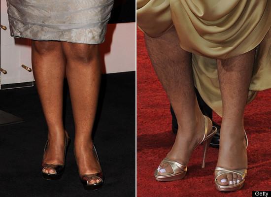 Mo Nique Shaves Her Legs Photos Poll Huffpost