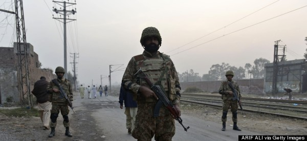 Pakistan Hangs 4 Militants As Execution Campaign Widens