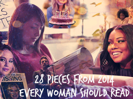 28 Pieces From 2014 Every Woman Should Read
