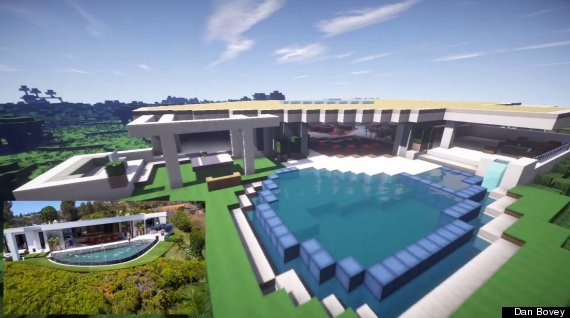 Biggest House In The World 2014 Minecraft perfect biggest house in the world 2014 minecraft awesome