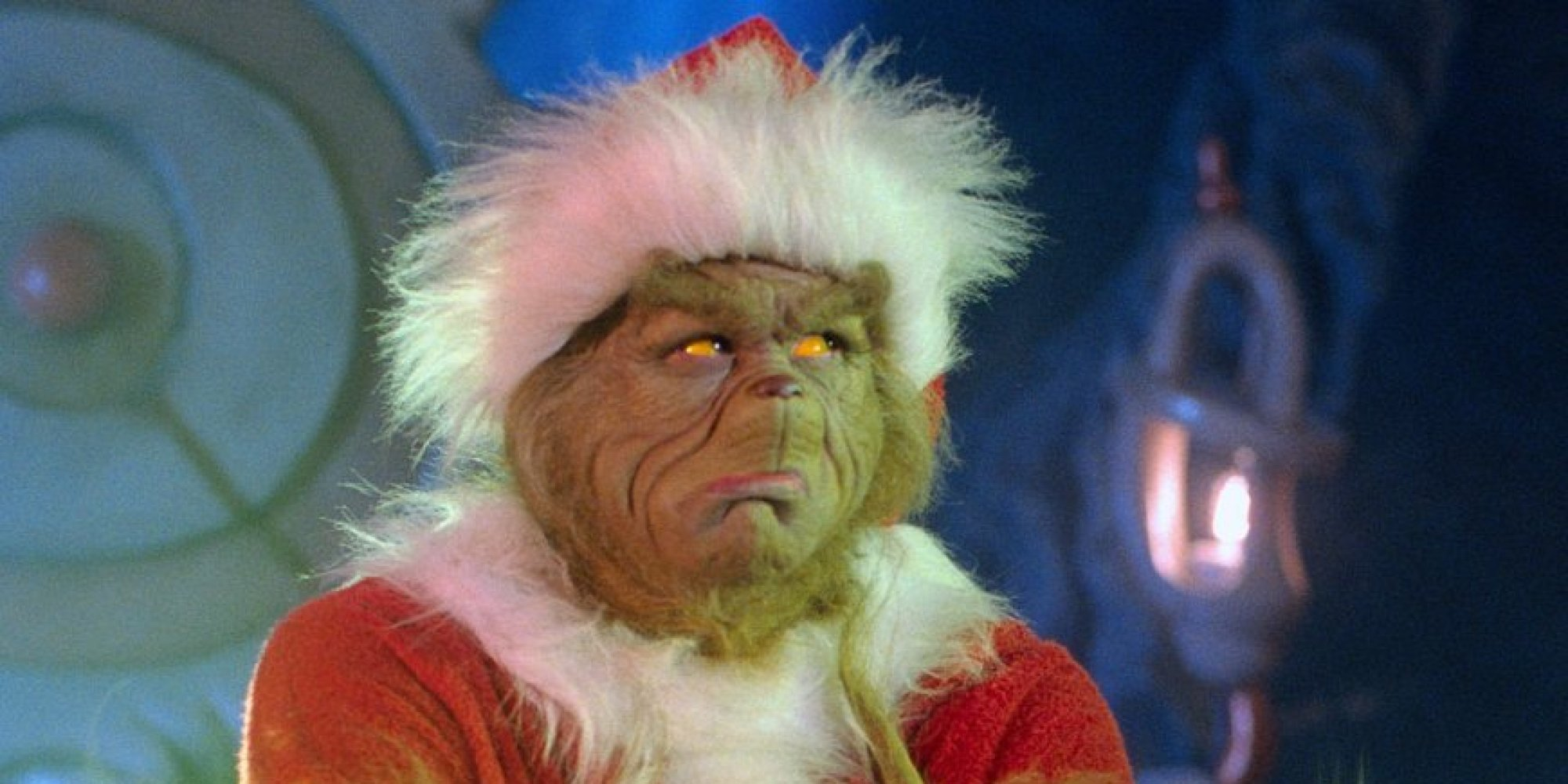 Grinch stealing lights christmas decorations - How The Grinch Gave Universal Studios Hollywood A Christmas To Call Its Own Huffpost