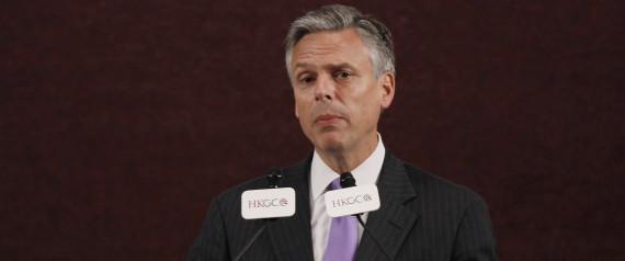 JON HUNTSMAN PRESIDENT 2012
