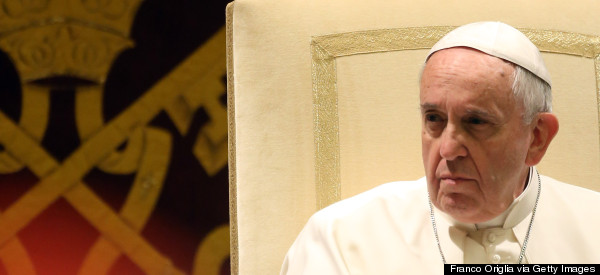 Pope Delivers Blistering Christmas Message To Vatican Curia