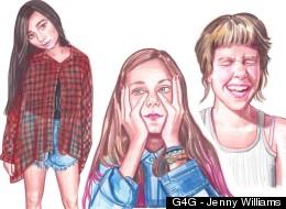 In Their Own Words: Girls On Self-Esteem