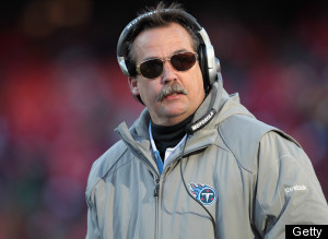 Jeff Fisher Fired Tennessee Titans