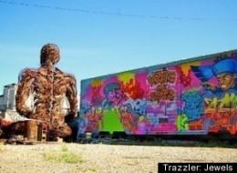 Trash Art: California's Artistic Recycling Revolution
