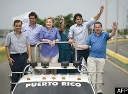 Clinton In Rico