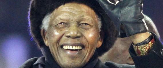 NELSON MANDELA HOSPITALIZED