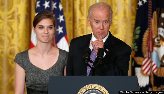 white house college rape