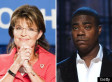 Tracy Morgan: Sarah Palin Is 'Good Masturbation Material' (VIDEO)